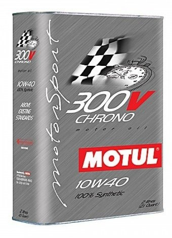Моторное масло MOTUL 300V Power Racing, 5W-30, 2л, 101189