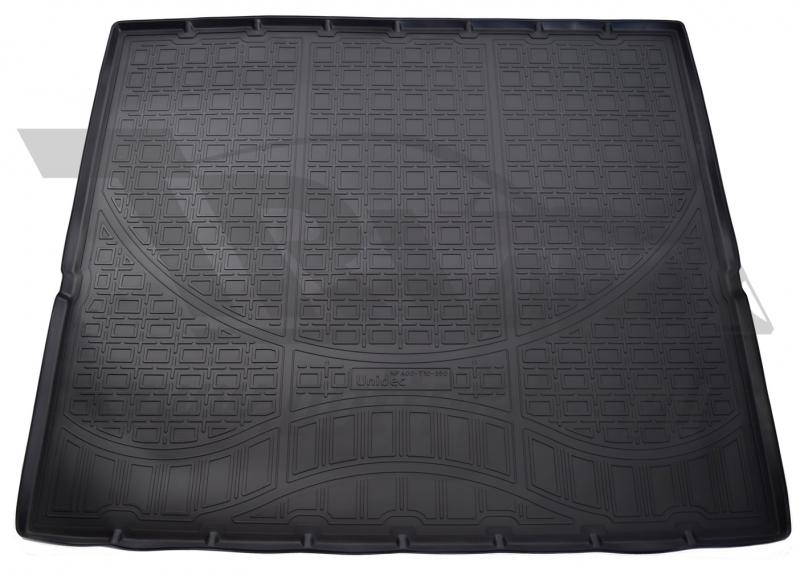 Коврик багажника для Cadillac Escalade (2014-) (сложенный 3 ряд)\ Chevrolet Tahoe (2014) (сложенный