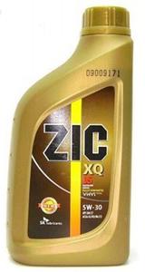 Моторное масло ZIC XQ, 5W-30, 1л, 133203