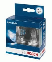 Лампа, 12 В, 55 Вт, H7, PX26d, BOSCH, 1 987 301 406