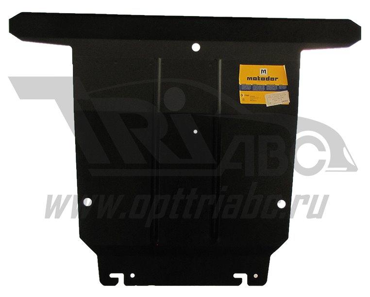 Защита картера двигателя, КПП Geely Vision, MOTODOR04203