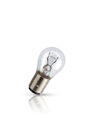 Лампа Philips LongLife EcoVision, 12 В, 21/5 Вт, P21/5W, BAY15d, 12499LLECOCP