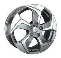 Колесный диск Ls Replica H79 7x18/5x114,3 D66.1 ET50 серый глянец, полированный (GMF)