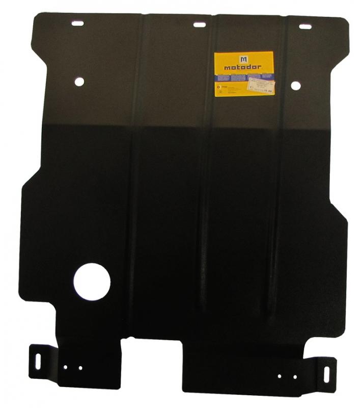 Защита картера двигателя, КПП Rover 800 1986-1999 V=2,0, V=2,5 (сталь 2 мм), MOTODOR06000