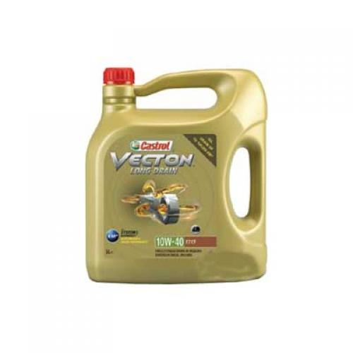 Моторное масло CASTROL Vecton Long Drain E7, 10W-40, 5л, 154BEC