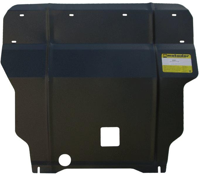 Защита картера двигателя, КПП Hyundai i40 (2012-) V=2,0 (сталь 2 мм), MOTODOR60902