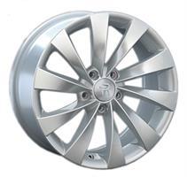 Колесный диск Ls Replica SK54 7x16/5x112 D57.1 ET45 серебристый (S)