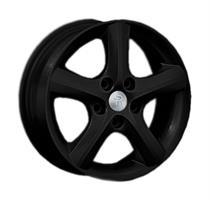 Колесный диск Ls Replica SZ8 6x16/5x114,3 D66.1 ET50 черный матовый цвет (MB)