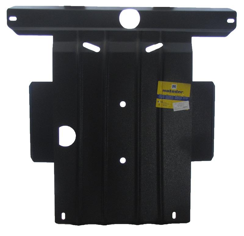 Защита картера двигателя Toyota Piknik-Ipsum (XM1) 1997-2001 V= все (сталь 2 мм), MOTODOR02515