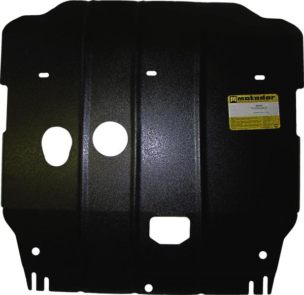 Защита картера двигателя, КПП, радиатора Hyundai Elantra V 2010-/I30 2012-/Kia Ceed lll 2012-/Cerato
