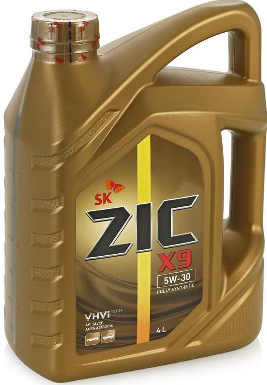 Моторное масло ZIC X5 Diesel, 10W-40, 20л, 192660