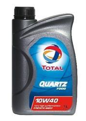 Моторное масло TOTAL QUARTZ 7000 Diesel, 10W-40, 1л, 201534