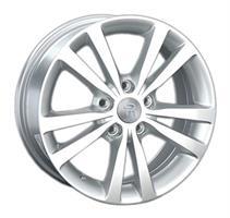Колесный диск Ls Replica VW68 6.5x16/5x112 D57.1 ET50 серебристый (S)