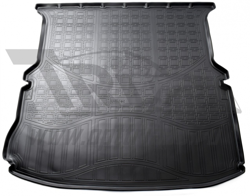 Коврик багажника для Ford Explorer (U502) (2010-/ 2015-) (cложенный 3 ряд), NPA00T22183