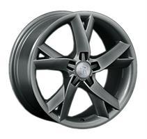 Колесный диск Ls Replica VW105 7.5x17/5x112 D65.1 ET47 черный матовый (GM)