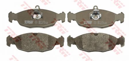 Колодки дисковые Задние, TRW, GDB1569