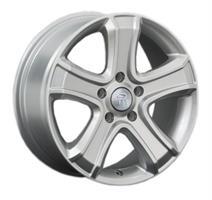 Колесный диск Ls Replica VW24 7.5x17/5x130 D56.1 ET55 серебристый (S)