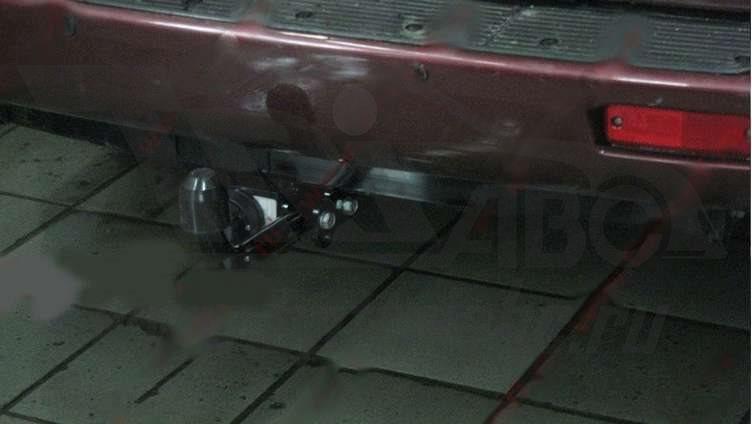 Фаркоп для Hyundai Road Partner (ТагАЗ) (2008-2011), BOSAL, 4245A