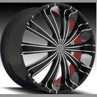 Колесный диск Yokatta MODEL-31 9x20/5x112 D66.6 ET56 черный полностью полированный (BKF)