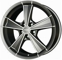 Колесный диск Rial Roma 8.5x18/5x112 D63.3 ET40 графит