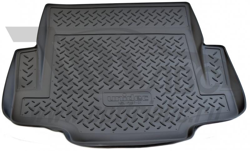 Коврик багажника для BMW 1 серия Хэтчбек (2007-), NPLP0701