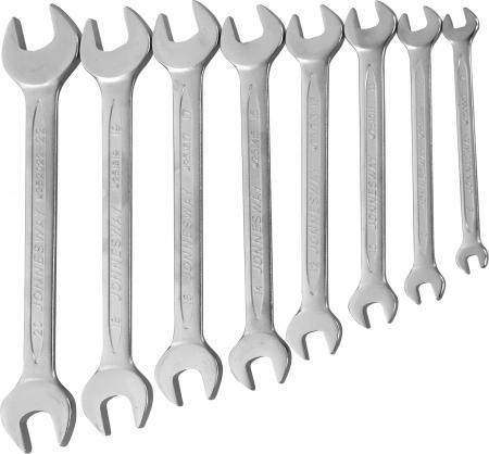 W264108PRS Набор ключей комбинированных удлиненных 10-19 мм, 8 предметов