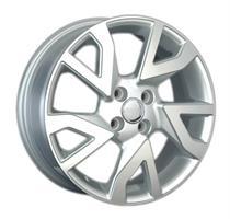 Колесный диск Ls Replica H62 5.5x15/4x100 D60.1 ET45 серебристый полированный (SF)