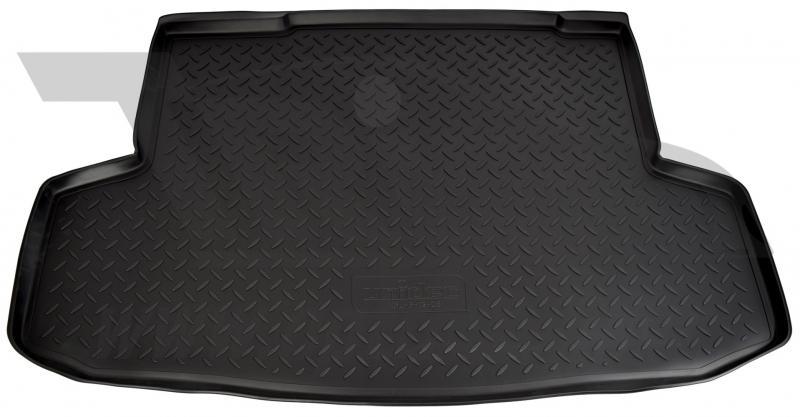 Коврик багажника для Chevrolet Aveo (Шевроле Авео) Седан (2006-), NPLP1205