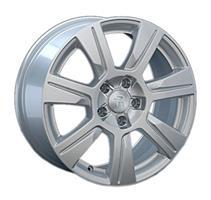 Колесный диск Ls Replica VW125 7.5x17/5x112 D57.1 ET47 серебристый (S)