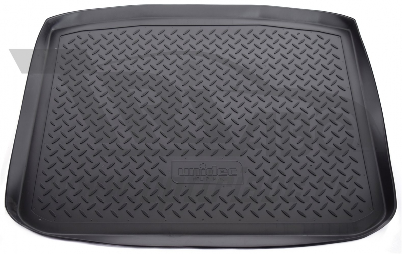 Коврик багажника для Citroen (Ситроен) C4 Хэтчбек (2004-2010), NPLP1414