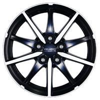 Колесный диск Anzio RACER 7x16/5x108 D63.4 ET38 racing-black front polished