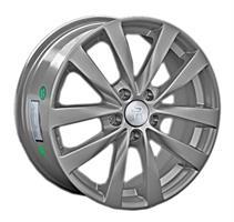 Колесный диск Ls Replica VV26 7x16/5x112 D66.6 ET45 серый глянец (GM)