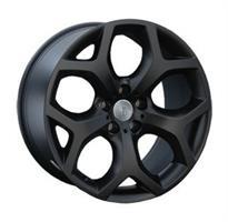 Колесный диск Ls Replica B70 7.5x17/5x120 D66.6 ET40 черный матовый цвет (MB)