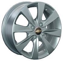 Колесный диск Ls Replica GM42 6x16/4x114,3 D67.1 ET49 серебристый (S)