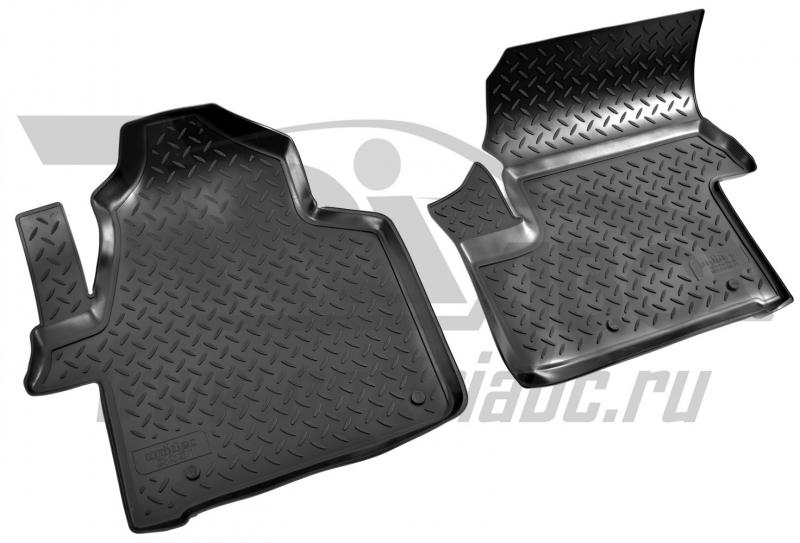 Коврики салона для Mercedes-Benz Sprinter (W906) (2006-) (передние), NPLPO5671