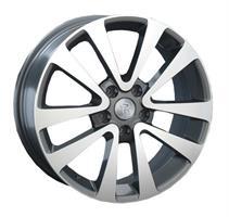 Колесный диск Ls Replica VW64 7x16/5x112 D57.1 ET45 серебристый полированный (SF)