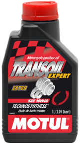 Трансмиссионное масло Transoil Expert 10W-40 (Полусинтетическое, 1л)
