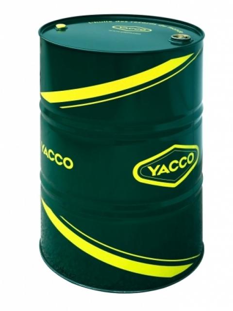 Масло моторное YACCO VX 600 синт. 5W40,SL/CF (208 л)