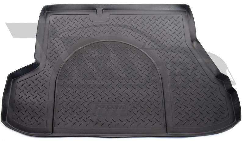 Коврик багажника для Kia Cerato Седан (2007-2008), NPLP4317