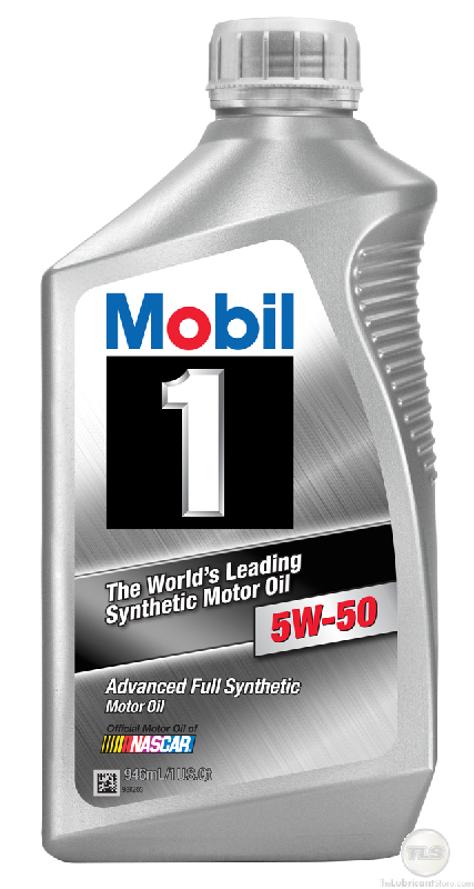 Моторное масло Mobil 1, 5W-50, 0.946л