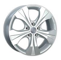 Колесный диск Ls Replica SZ29 7x18/5x114,3 D66.1 ET45 серебристый , полированнная лицевая сторона ди