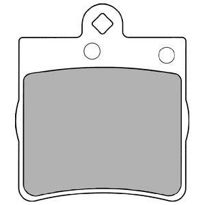 Колодки дисковые, DELPHI, LP1403