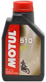 Моторное масло MOTUL 510 2T, 1л, 101457