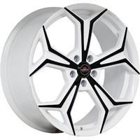 Колесный диск Yokatta MODEL-20 8x19/5x112 D66.6 ET39 белый +черный (W+B)