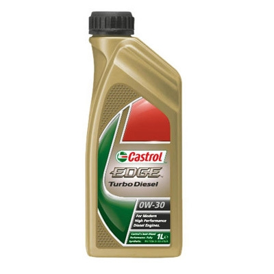 Моторное масло CASTROL EDGE Turbo Diesel Titanium FST, 0W-30, 1л, 4637480060