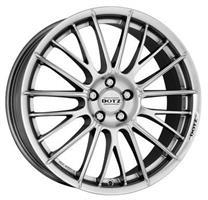Колесный диск Dotz Rapier shine 7x16/4x100 D66.6 ET38 серебристый (S)