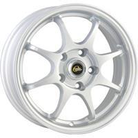 Колесный диск Cross Street СR-06 6x15/4x100 D63.3 ET50 серебристый (S)