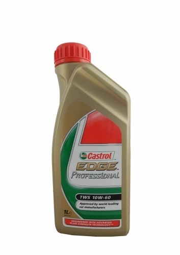 Моторное масло CASTROL EDGE Professional TWS, 10W-60, 1л, 4674490060