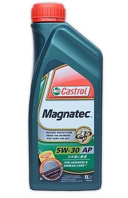 Моторное масло CASTROL Magnatec AP, 5W-30, 1л, 4677000060