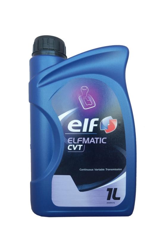 Трансмиссионное масло Elfmatic CVT (Минеральное, 1л)